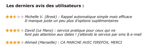 Rappel D Actualisation Pour Pole Emploi Service Gratuit Et Sans
